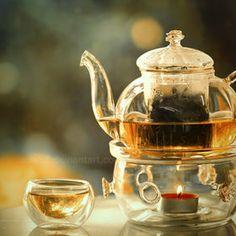 Warm tea! ♥
