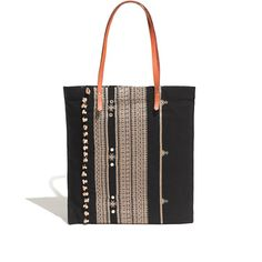the simple tote in riad weave