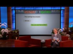 Ellen's got a great new batch of autocorrect mistakes sent in from her viewers, including one with a very interesting offer from Craigslist. See all of Ellen's autocorrect mistakes here. http://photos.ellen.warnerbros.com/galleries/clumsy_thumbsy_autocorrect