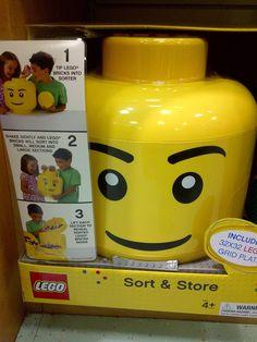 Damn you LEGO, where was this 30 years ago? - Imgur