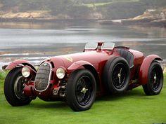 *1936 Alfa Romeo 8C