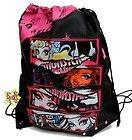 Monster HIgh Cinch Sack   Great for sports and after-school activities