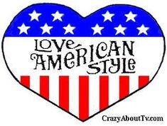 The ABC Friday night lineup concluded with Love American Style. (1969 - 1974)