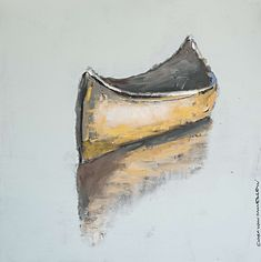 View the gallery of boat, water and canoe paintings by Carylon Killebrew. Something Old Something New, Lake Painting, Painting Gallery, Drawing Practice, Love Art, Mixed Media Art, Art Projects, Canvas Art, Oil Paintings