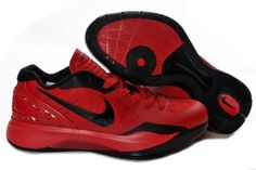 74645b7ba016 Nike Zoom Hyperdunk 2011 Low Red Black Basketball shoes sale on http