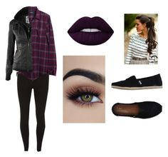 """""""Outfit Idea"""" by beccariceb ❤ liked on Polyvore featuring Madewell, Dorothy Perkins and TOMS"""