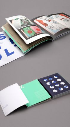 We Can Create event book by Alesha Garden, via Behance