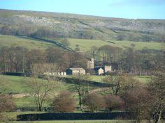 Nappa Hall,Askrigg, Wensleydale by Geoff Keeble, via Geograph
