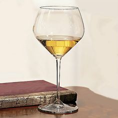 Riedel Vinum Extreme Chardonnay Wine Glasses (Set of 2) at Wine Enthusiast - $59.95. 3 sets (6).
