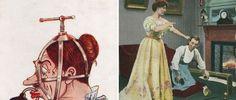 Las 8 postales antiguas más ridículas en contra del voto femenino