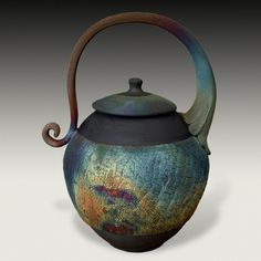 John Kellum, raku  It's the interesting handle that's important to me here.