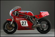 ducati  - 750 750F1 TT1 - 750cc - nydesmo.com