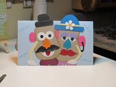Calla Lily Studio Blog: Potato Head Anniversary