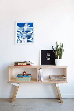 15 Of The Smartest Products Your Apartment Doesn't Have (Yet)  #refinery29  http://www.refinery29.com/best-space-saving-furniture#slide-2  What we love about this product is you can literally turn it into any space saving table you'd like. The options are pretty endless.Swenyo Utility Table, $75, available at Swenyo/Kickstarter....