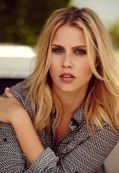 Claire Holt//female, blonde, Australian, green eyes, long hair, young adult, adult, white, tan