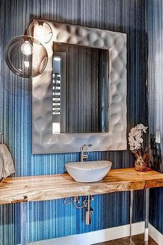 Are you considering updating your bathroom with wood for 2021? A big bathroom design trend that is being seen for 2021 is adding wood and other natural, sustainable materials to your bathroom. You deserve to make your bathroom feel good . Keep reading as we share 2021 bathroom design trends that include color, tile and flooring. Hadley Court Interior Design Blog by Central Texas Interior Designer, Leslie Hendrix Wood