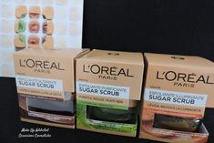 L'Oreal Sugar Scrub | I nuovi esfolianti: Illuminante, Purificante e Nutriente