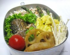 Smoked Trout Bento | Flickr - Photo Sharing!