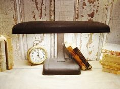 Vintage Mid Century Desk Lamp -Machine Age