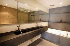 Mostert Architecture modern bathroom