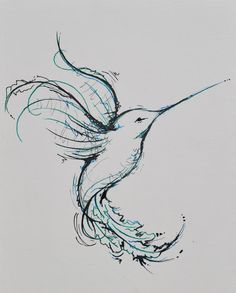 Hummingbird  hummingbird tattoo | bird tattoo | nature tattoo | tattoo ideas | tattoo inspiration