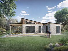 Truoba Mini 615 - Truoba House Plans