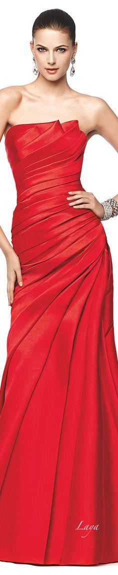 Pronovias 2015 EVENING Dresses