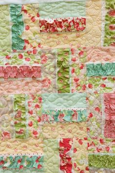 A Soft Place To Land Quilt