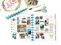 transitioning from the CLASSIC size Happy Planner™ to the BIG Happy Planner™ by…