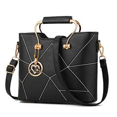 New Women handbag shoulder bag PU fashion casual handbags shoulder bags  Luxury Satchel Bag Totes Messenger bags 7 colors choose f8ddb47411e19