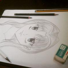 Desenhando mangá