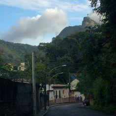 Cristo Redentor- Rio de Janeiro.   Abençoada por Deus