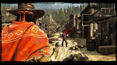 Call of Juarez Gunslinger screenshot