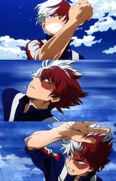 Boku no Hero Academia    Season 2    Todoroki Shouto, My hero academia #mha