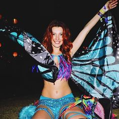"9,075 Likes, 47 Comments - Dani Thorne (@dani_thorne) on Instagram: ""Hello little butterfly """