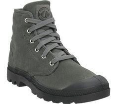 newest 01080 e0f75 Palladium Men s Pampa Hi Canvas, Size  11.5, Grey Модная Обувь, Днк,
