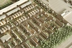 Built on the former Clay Farm site, Abode at Great Kneighton is a key part of a major new housing and mixed-use development in South Cambridge. Mixed Use Development, Urban Farming, Case Study, Architects, Architecture Models, Goa, Urban Design, Cambridge, Channel