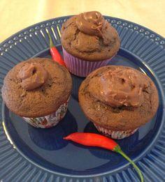 It Glamour: Cupcake de Chocolate com Pimenta
