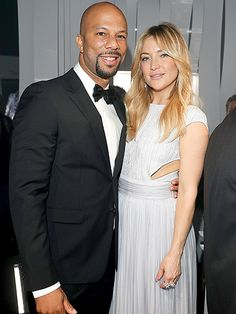 COMMON & KATE HUDSON