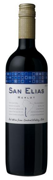 Siegel Vinos - San Elias - Merlot - Central Valley, Chili - Vinthousiast, Rupelmonde (Kruibeke) - www.vinthousiast.be