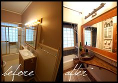 * Happyroost*: before & afters