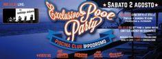 Pool party Over 30 @ Piscine Ippodromo Cesena http://www.nottiromagnole.it/?p=13623
