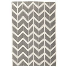 Arrow Hand Knotted Dhurrie Rug - White Nursery - T&W Blended Events 2015