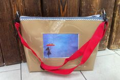 Rainy day shoulder bag by DEERBAGS on Etsy Handmade Bags, Deer, Shoulder Bag, Accessories, Etsy, Handmade Handbags, Shoulder Bags, Homemade Bags, Reindeer