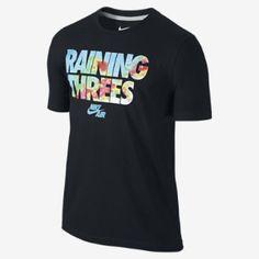 "Nike Store. Nike ""Raining Threes"" Men's T-Shirt"
