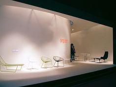 arper booth by hira1O, via Flickr
