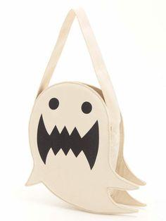 Ghost shoulder bag