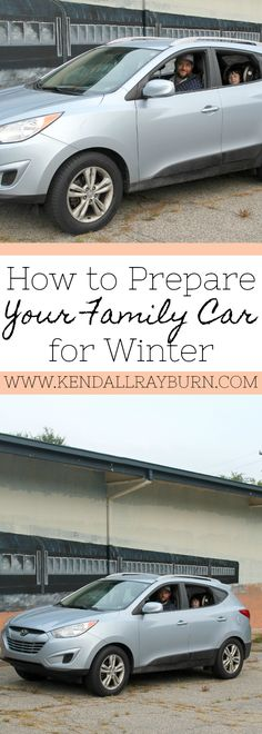 How to Prepare Your Family Car for Winter. ❄️ #ad #WeatherProven @Goodyear @SamsClub