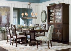 Bassett Furniture Dining Room Sets - Home Furniture Design Dining Room Furniture Sets, Dream Furniture, Dining Room Sets, Dining Room Design, Dining Room Table, Table And Chairs, Home Furniture, Wood Chairs, Kitchen Tables