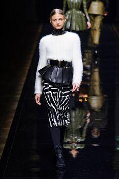 Balmain | Paris | Inverno 2015 RTW